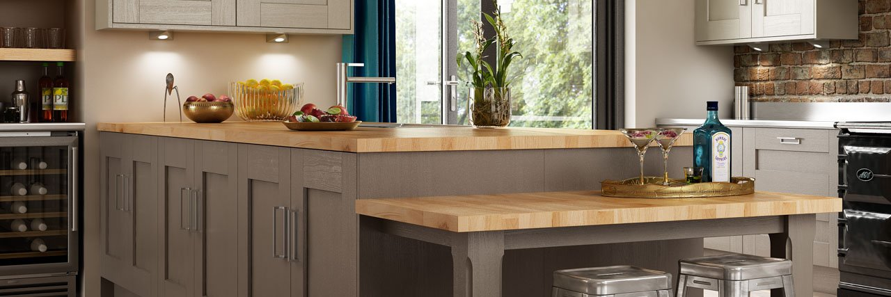 Beautiful Kitchen Worktops
