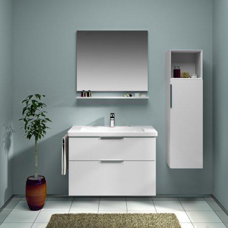 Barwick Ecora White Bathroom Furniture