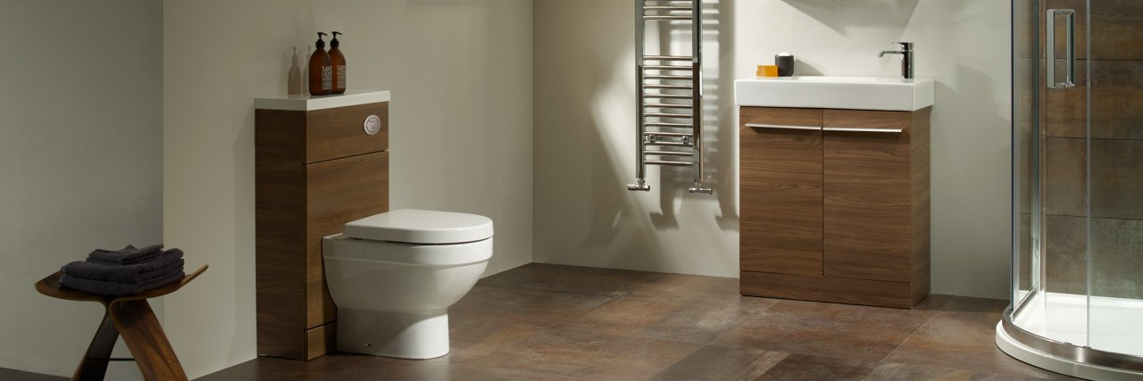 Kobe Bathroom Furniture roomset