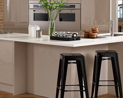Ivory Marble Kitchen Worktop