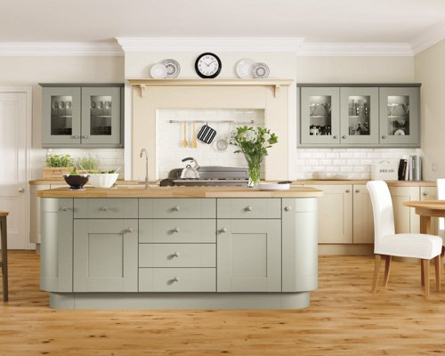 Specialist kitchen designer