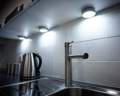 LED Under-cabinet Kitchen Lighting