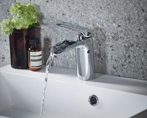 Solace Bathroom basin mixer tap